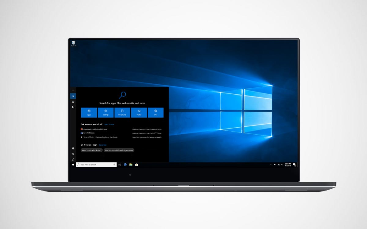 windows 10 comment rechercher fichier