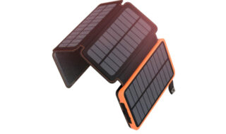 A ADDTOP Chargeur Solaire 2