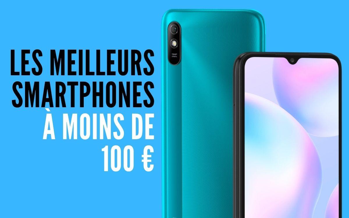 Meilleurs smartphones moins de 100 euros