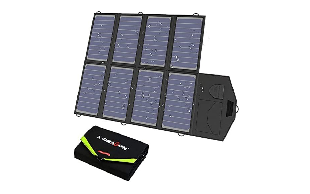 Chargeur solaire XDRAGON