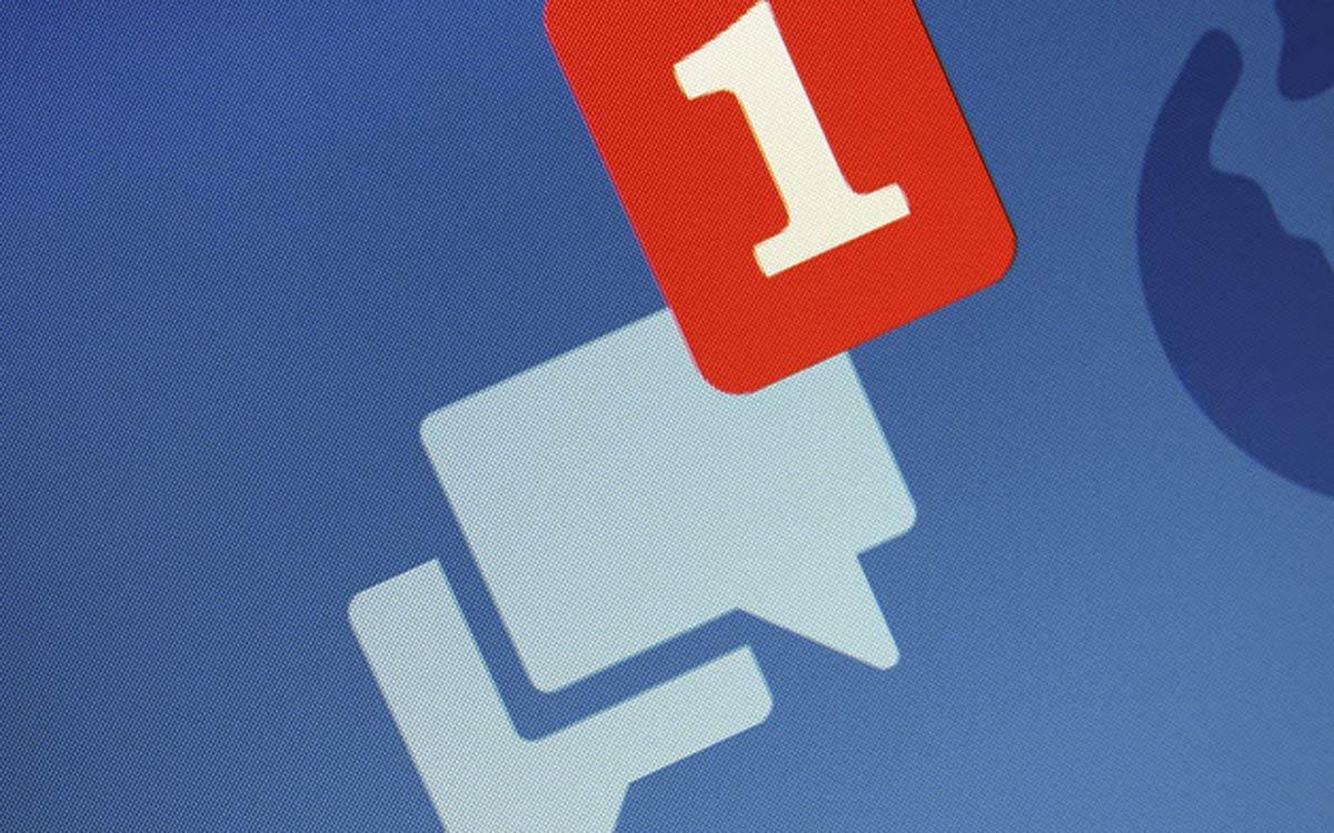 Lire message Facebook sans être vu