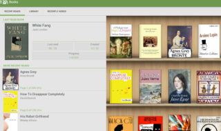 Les meilleures applications de lecture d'ebooks