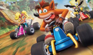 Crash Team Racing Nitro-Fueled sur PS4, Xbox One et Switch pas cher à 29,99 €