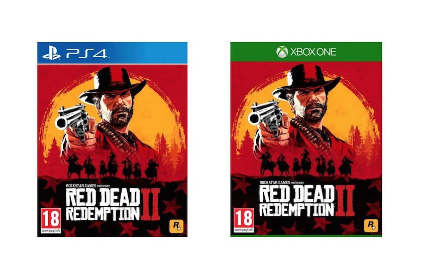 Red Dead Redemption 2 sur PS4 et Xbox One à 29,99 €