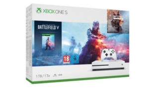 Bon plan Cdiscount : Pack console Xbox One S 1 To Battlefield V à 199,99 €