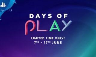 Days of Play PS4 2019 : Consoles, jeux et accessoires Playstation en promo