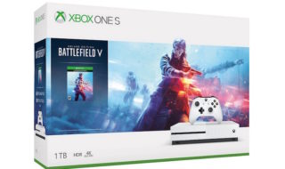 Vente-privée : pack Xbox One S 1 To Battlefield V Deluxe Edition + Gears of War + manette à 179,99 €