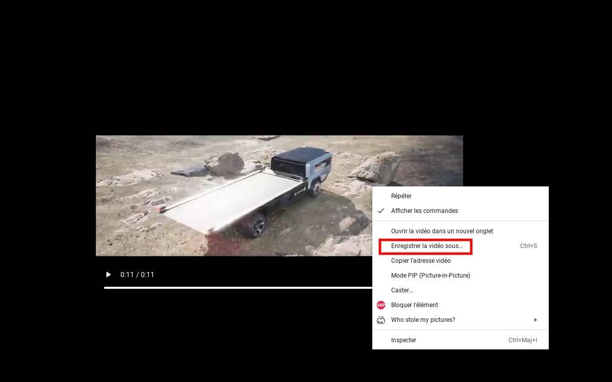 Comment télécharger une vidéo Instagram