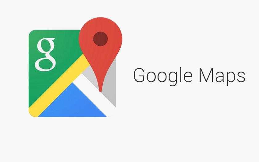 Google Maps compteur de vitesse