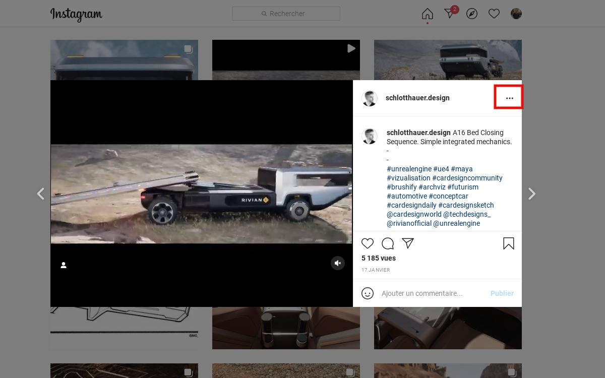 Instagram : comment télécharger une vidéo