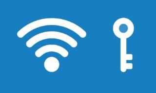 Retrouver mot de passe WiFi