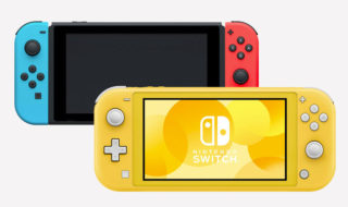 Comparatif Nintendo Switch vs Switch Lite : leurs différences