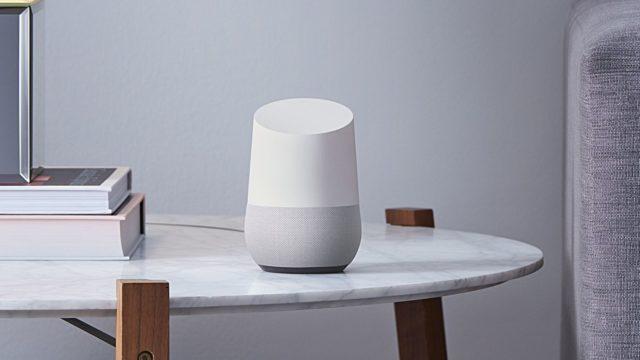 Activer le mode nuit de Google Home