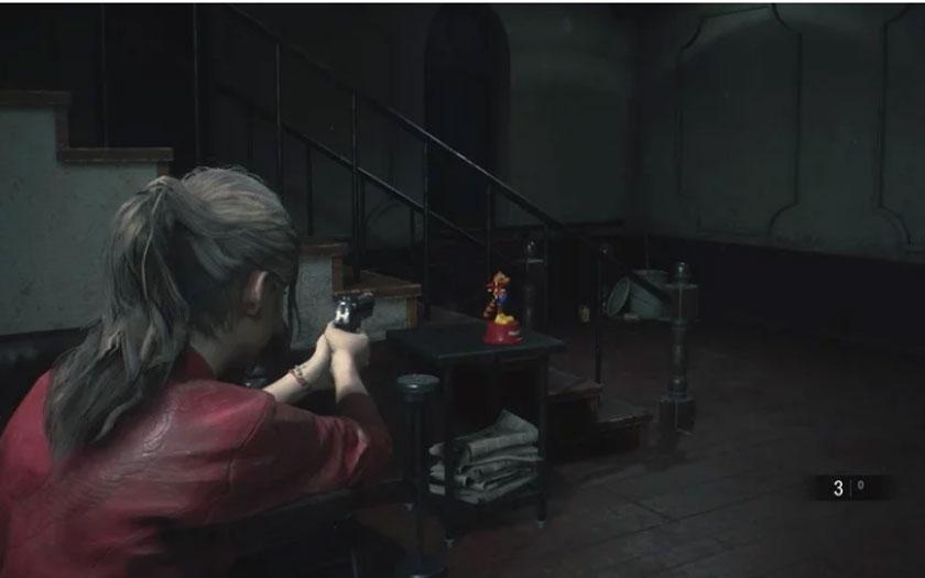 Série Resident Evil sur Netlflix