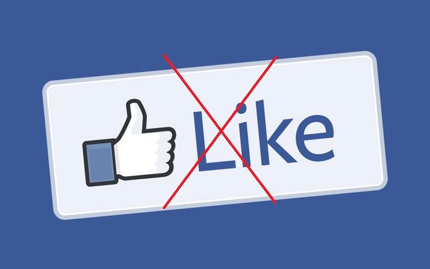 Facebook teste la suppression du nombre de