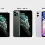 iPhone 11, 11 Pro et 11 Pro Max