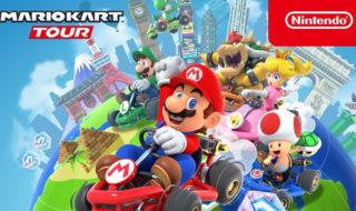 Mario Kart Tour est disponible sur Android et iOS : vous pouvez le télécharger maintenant