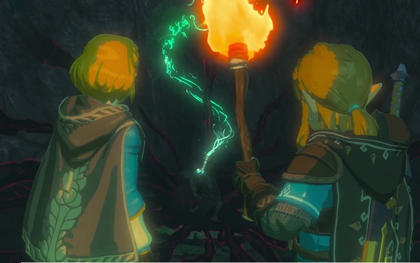 The Legend Zelda : Breath of the wild 2 sur Nintendo Switch