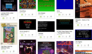 Internet Archive : 2500 jeux MS-DOS disponibles gratuitement