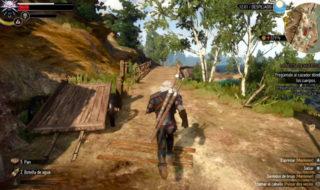 The Witcher 3 sur Nintendo Switch : une heure de gameplay dans une vidéo inédite