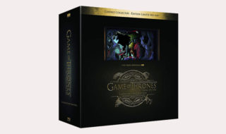 Game of Thrones : intégrale Blu-Ray et DVD