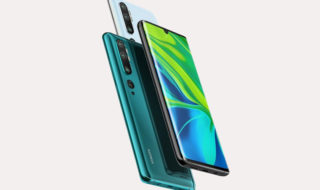 Xiaomi Mi Note 10 : le nouveau monstre en photo arrive en France à 549 €