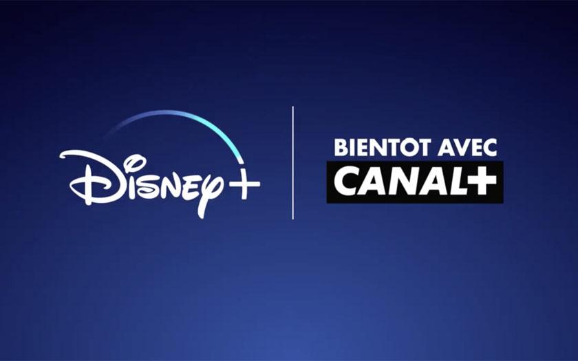 Disney+ sur Canal+