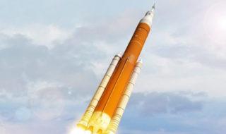 Nasa Fusée SLS 2