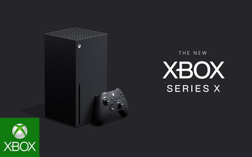 Xbox Series X : Microsoft