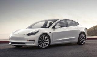 Une Tesla Model 3