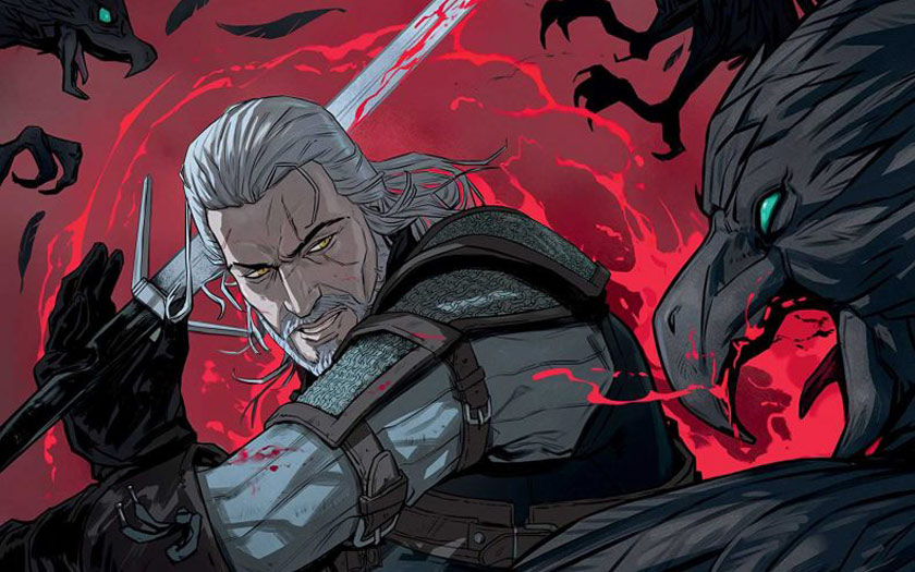 The Witcher film d'animation