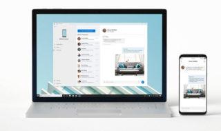 Windows 10 : transférer des fichiers entre smartphone et PC sans câble va devenir plus facile