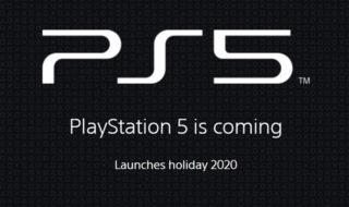 PS5 : présentation imminente, Sony vient d'ouvrir la page web officielle de la console