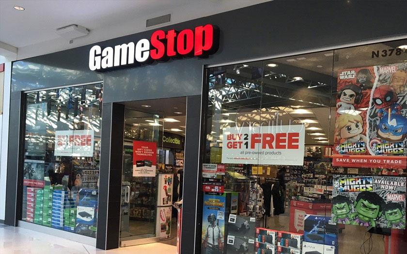 Gamestop - Micromania