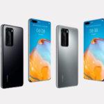 Huawei P40, P40 Pro et P40 Pro+