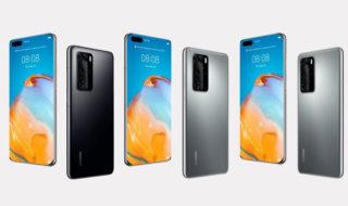 Huawei P40 et P40 Pro officiels : fiche technique, prix et date de sortie