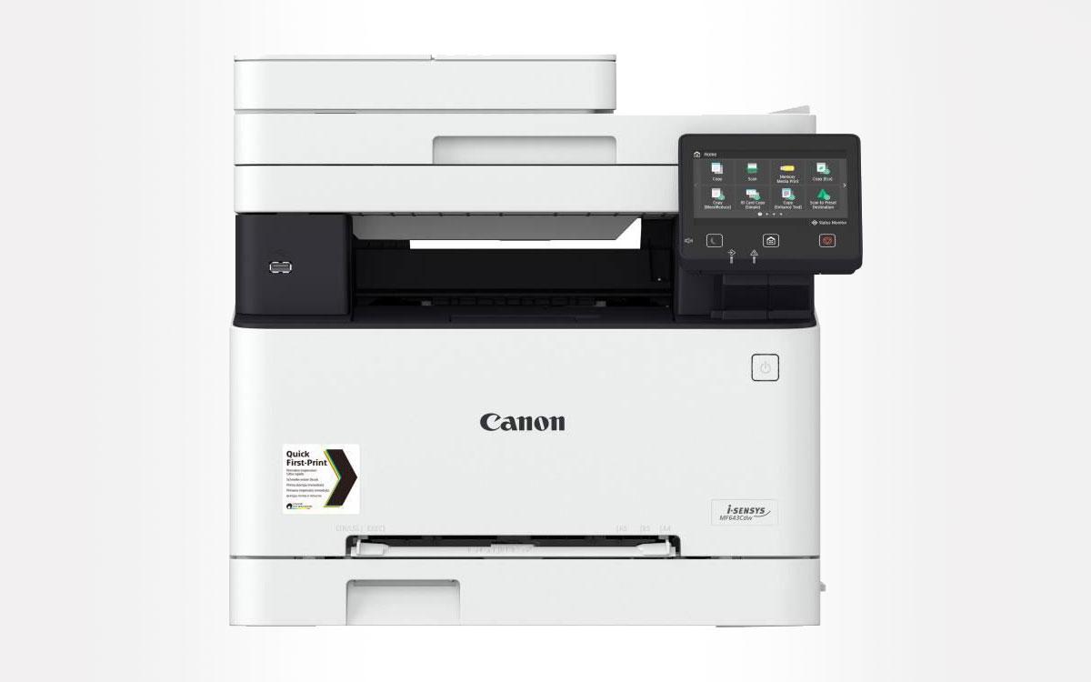 Imprimante laser Canon i-SENSYS MF643Cdw multifonction couleur