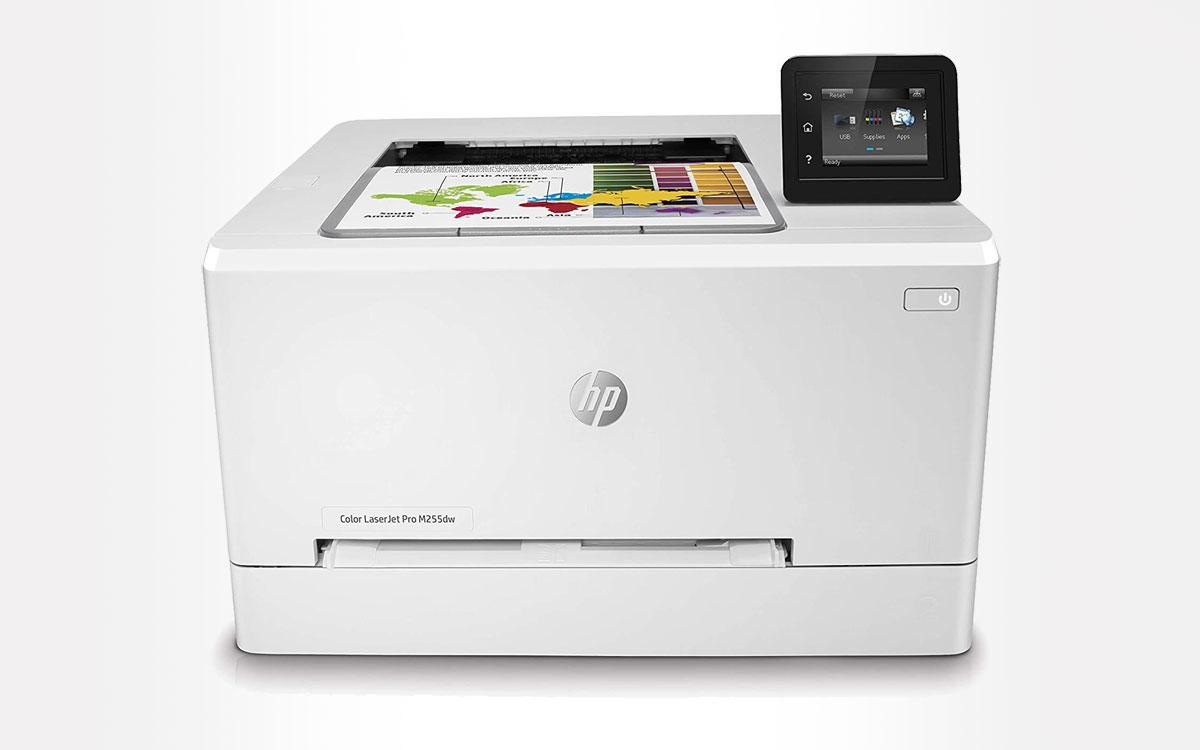 Imprimante HP Color Laser Jet Pro m255dw