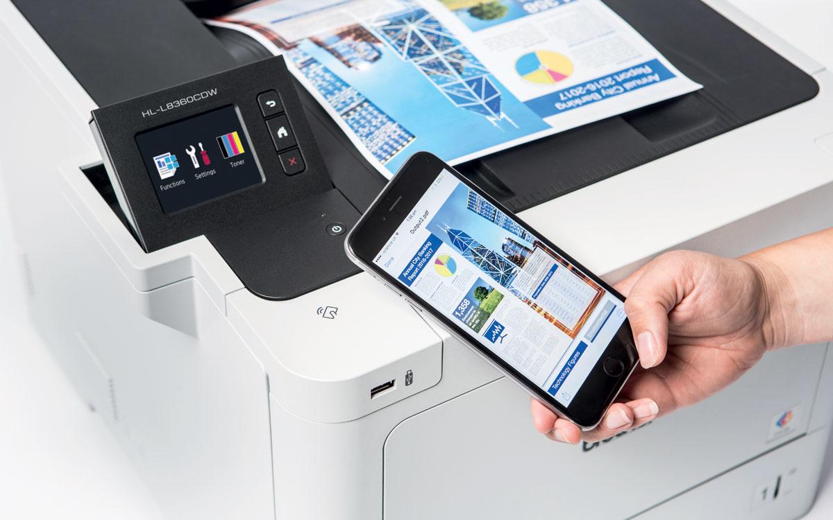 Meilleures imprimantes laser