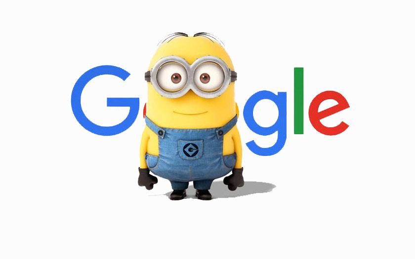 Poisson d'avril Google