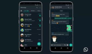WhatsApp : comment activer le mode sombre sur Android et iOS ?