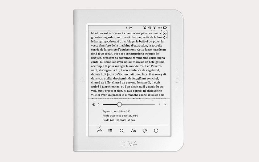 Booken Diva HD