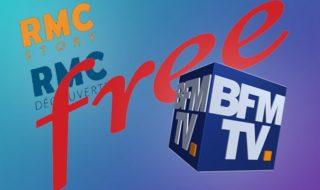 Altice porte plainte contre Free pour diffusion illégale de BFM TV et RMC Story