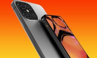 Encoche de l'iPhone 12