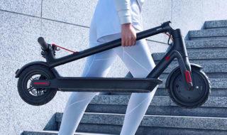 Mi Scooter 1S : Xiaomi présente une nouvelle trottinette électrique plus puissante et plus autonome