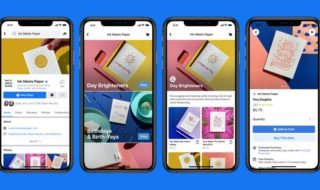 Facebook lance Shops : les entreprises peuvent désormais créer des boutiques en ligne sur le réseau social