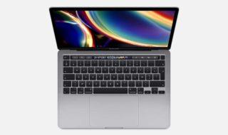 MacBook Pro 13 pouces 2020 : fiche technique et prix, ce qu'il faut savoir