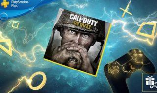 PlayStation Plus juin 2020 : Call of Duty WWII est disponible au téléchargement