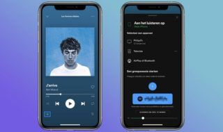 Sessions de groupe Spotify