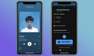 Spotify : vous pouvez désormais écouter la même musique à distance avec vos proches